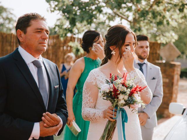 La boda de Iván y Alba en Pedro Muñoz, Ciudad Real 14