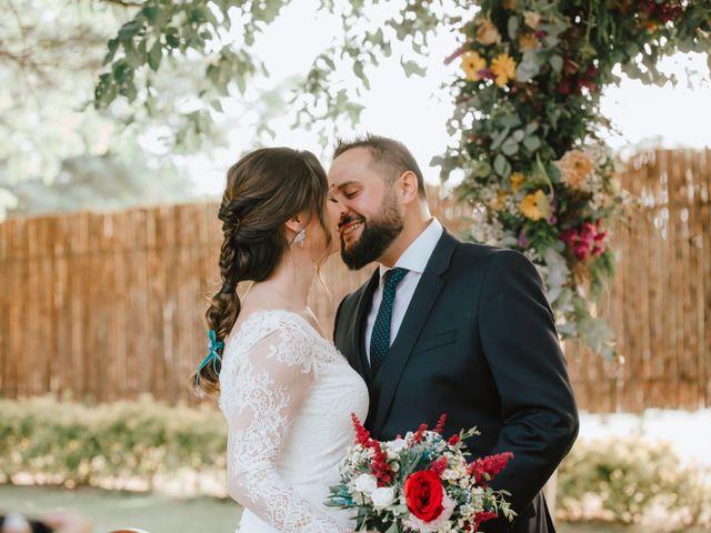 La boda de Iván y Alba en Pedro Muñoz, Ciudad Real 21
