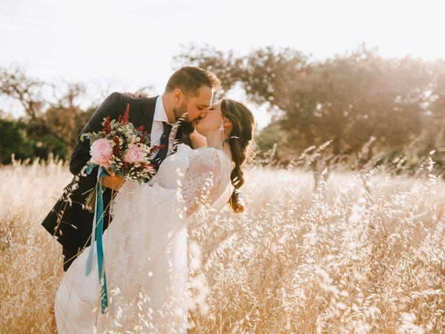 La boda de Iván y Alba en Pedro Muñoz, Ciudad Real 25