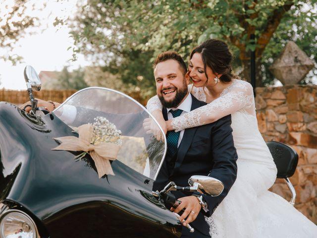 La boda de Iván y Alba en Pedro Muñoz, Ciudad Real 27