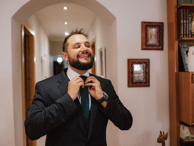 La boda de Iván y Alba en Pedro Muñoz, Ciudad Real 36