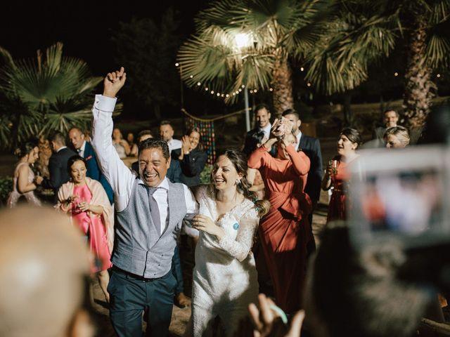 La boda de Iván y Alba en Pedro Muñoz, Ciudad Real 41