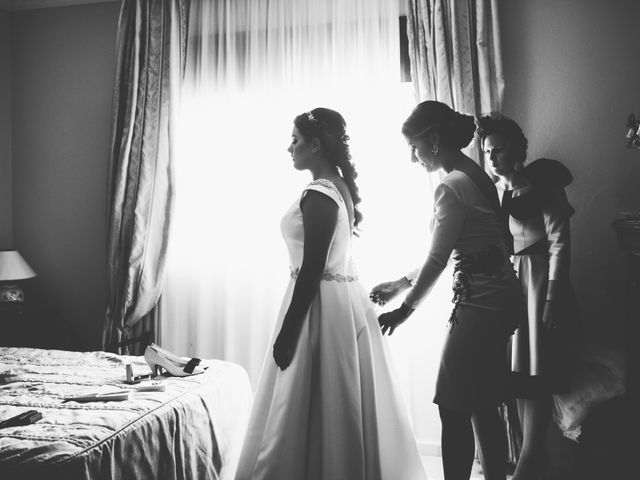 La boda de Diego y Ana en Jimena De La Frontera, Cádiz 26
