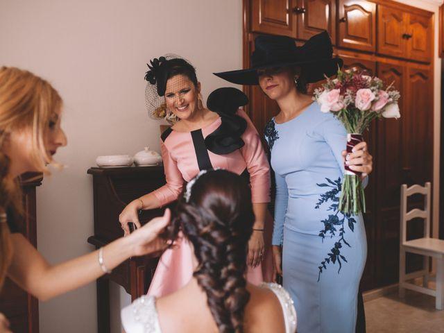 La boda de Diego y Ana en Jimena De La Frontera, Cádiz 28