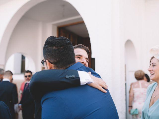 La boda de Diego y Ana en Jimena De La Frontera, Cádiz 40