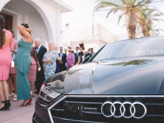 La boda de Diego y Ana en Jimena De La Frontera, Cádiz 41