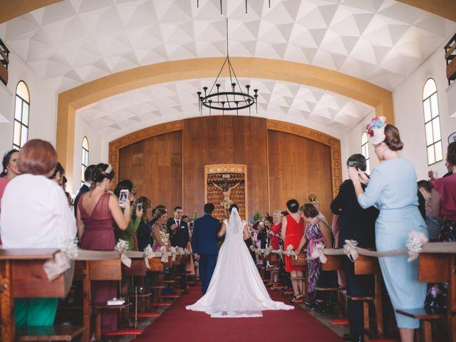 La boda de Diego y Ana en Jimena De La Frontera, Cádiz 43