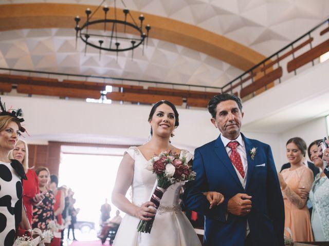 La boda de Diego y Ana en Jimena De La Frontera, Cádiz 44