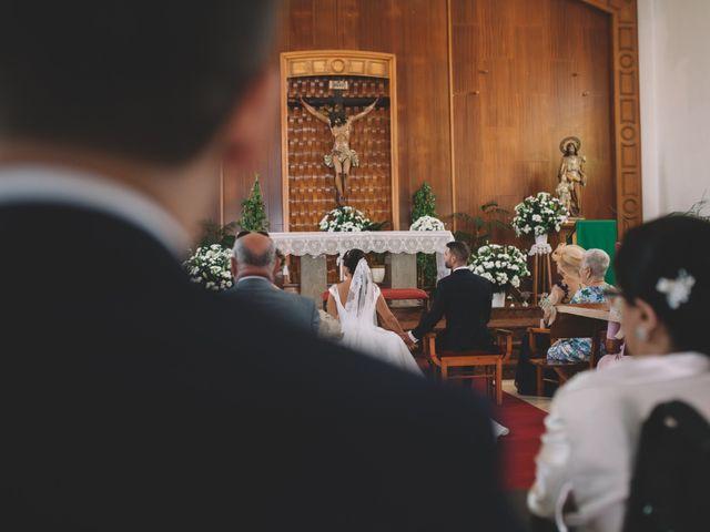 La boda de Diego y Ana en Jimena De La Frontera, Cádiz 46