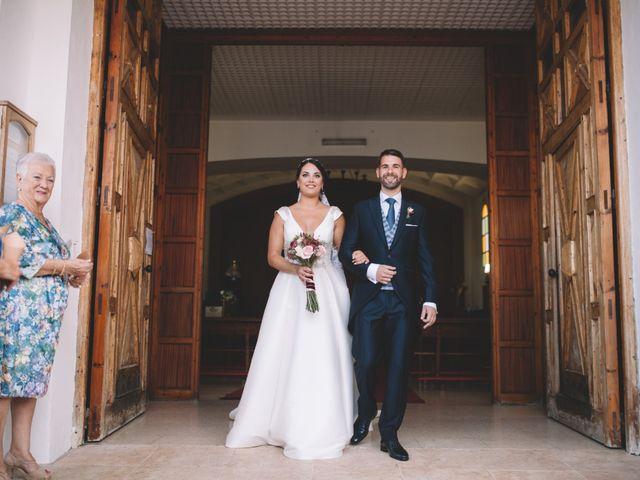 La boda de Diego y Ana en Jimena De La Frontera, Cádiz 49