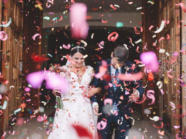 La boda de Diego y Ana en Jimena De La Frontera, Cádiz 50