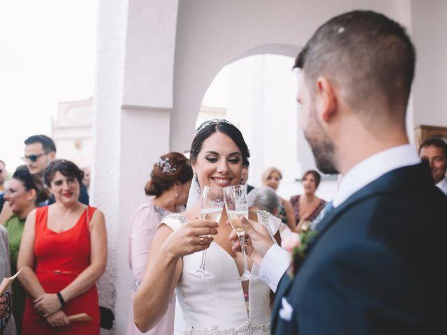 La boda de Diego y Ana en Jimena De La Frontera, Cádiz 51