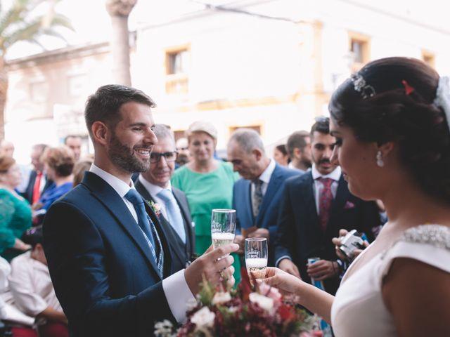 La boda de Diego y Ana en Jimena De La Frontera, Cádiz 52