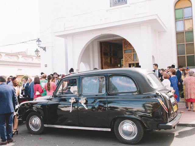 La boda de Diego y Ana en Jimena De La Frontera, Cádiz 53