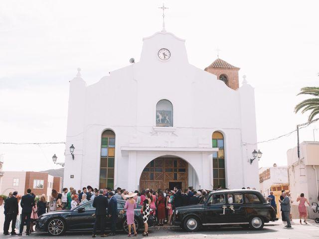 La boda de Diego y Ana en Jimena De La Frontera, Cádiz 54