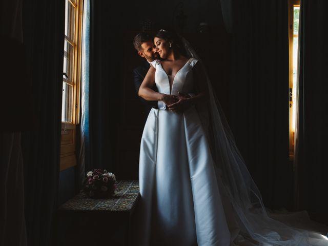 La boda de Diego y Ana en Jimena De La Frontera, Cádiz 57