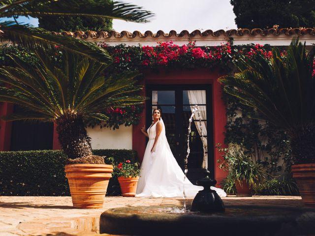La boda de Diego y Ana en Jimena De La Frontera, Cádiz 59