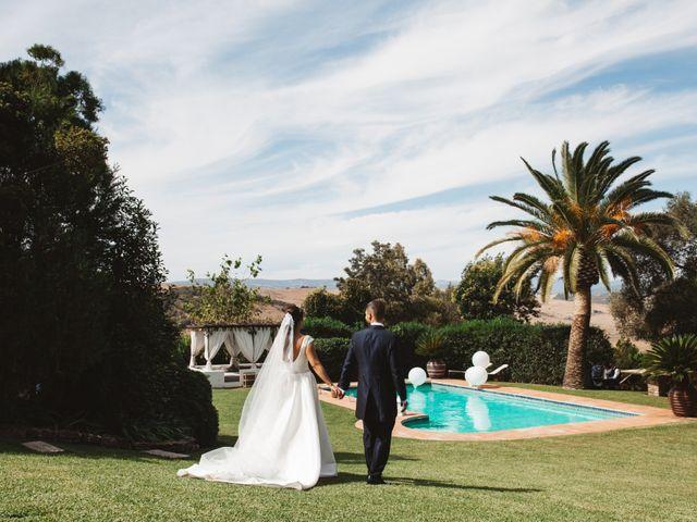 La boda de Diego y Ana en Jimena De La Frontera, Cádiz 60