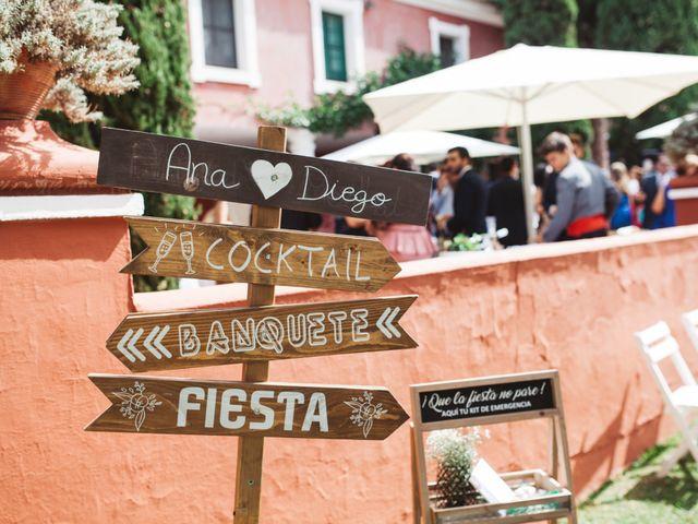 La boda de Diego y Ana en Jimena De La Frontera, Cádiz 64
