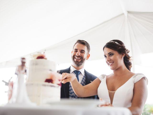 La boda de Diego y Ana en Jimena De La Frontera, Cádiz 68