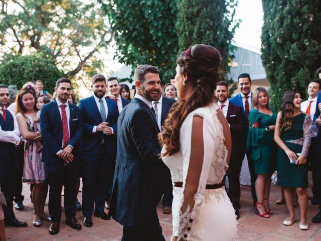 La boda de Diego y Ana en Jimena De La Frontera, Cádiz 77
