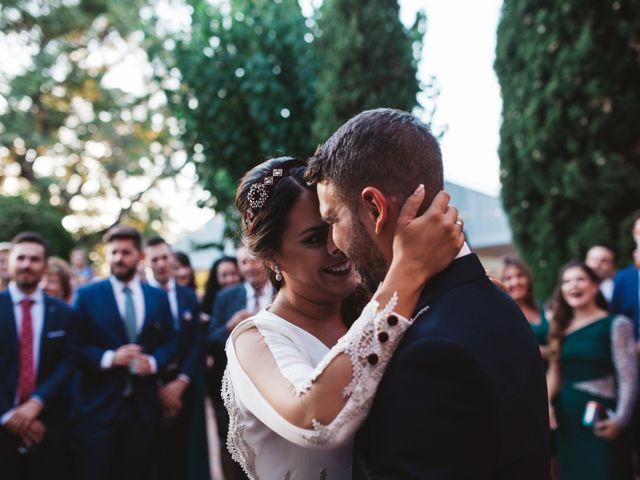 La boda de Diego y Ana en Jimena De La Frontera, Cádiz 80