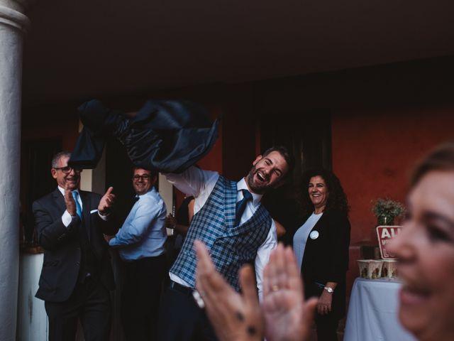 La boda de Diego y Ana en Jimena De La Frontera, Cádiz 81