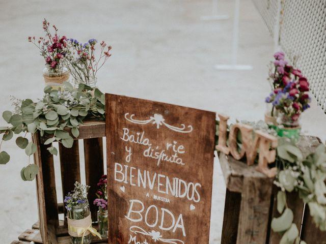 La boda de Carlos y Marta en Málaga, Málaga 3