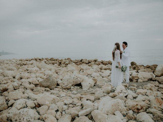 La boda de Carlos y Marta en Málaga, Málaga 30
