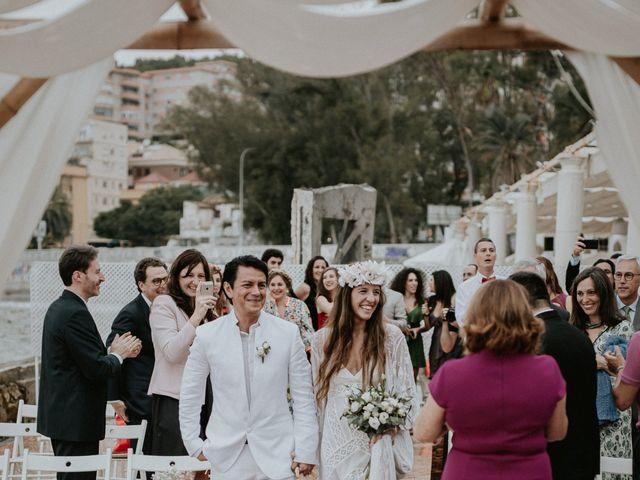 La boda de Carlos y Marta en Málaga, Málaga 88