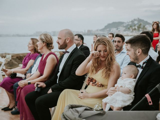 La boda de Carlos y Marta en Málaga, Málaga 93