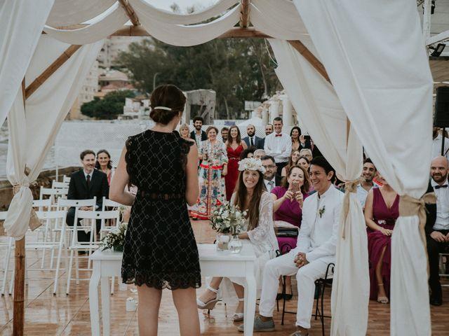 La boda de Carlos y Marta en Málaga, Málaga 96