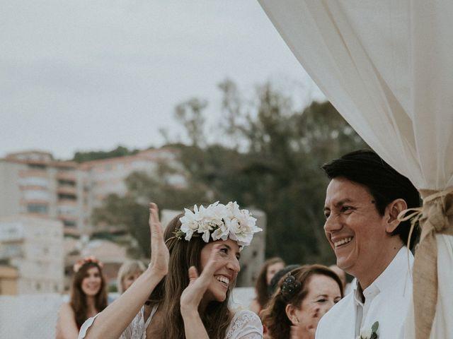 La boda de Carlos y Marta en Málaga, Málaga 99