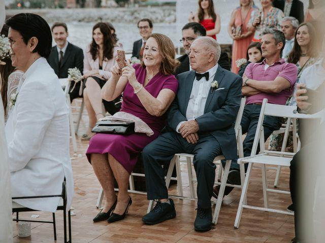 La boda de Carlos y Marta en Málaga, Málaga 102