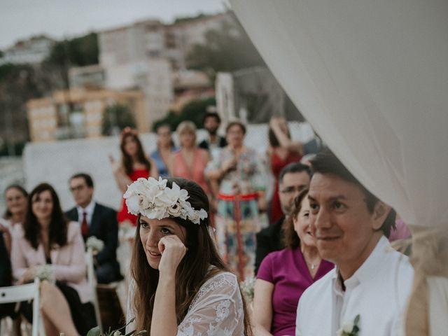 La boda de Carlos y Marta en Málaga, Málaga 104