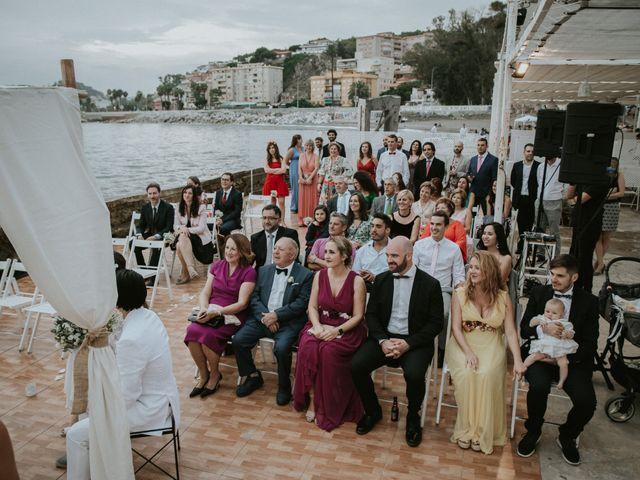 La boda de Carlos y Marta en Málaga, Málaga 111