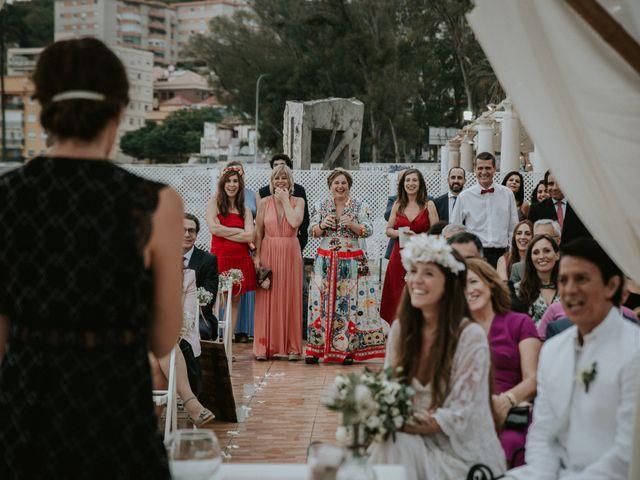 La boda de Carlos y Marta en Málaga, Málaga 119