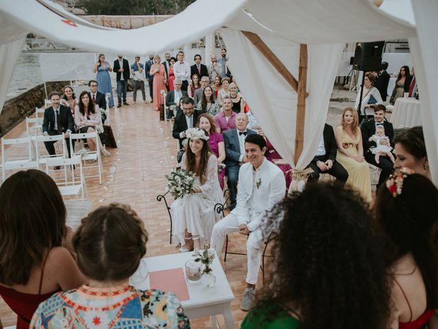 La boda de Carlos y Marta en Málaga, Málaga 123