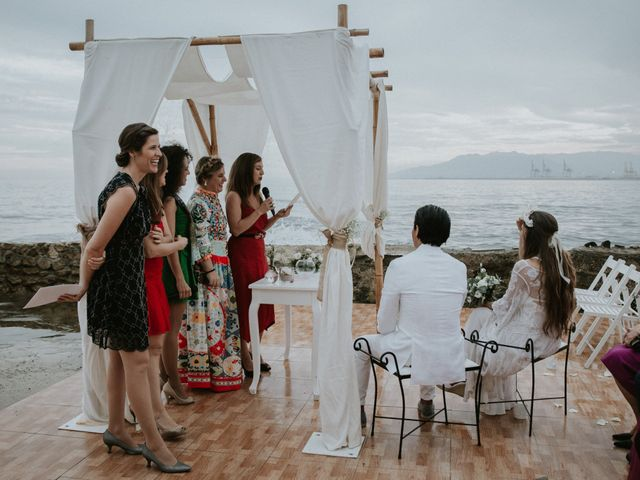 La boda de Carlos y Marta en Málaga, Málaga 124