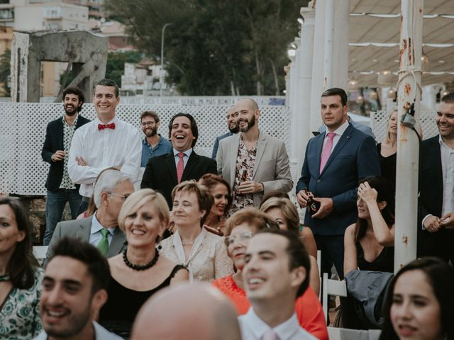 La boda de Carlos y Marta en Málaga, Málaga 126