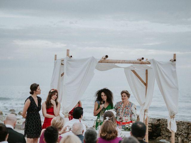 La boda de Carlos y Marta en Málaga, Málaga 131