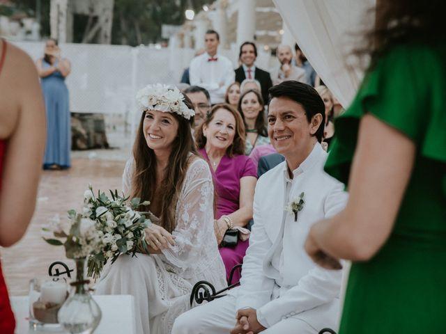 La boda de Carlos y Marta en Málaga, Málaga 133