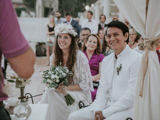 La boda de Carlos y Marta en Málaga, Málaga 148