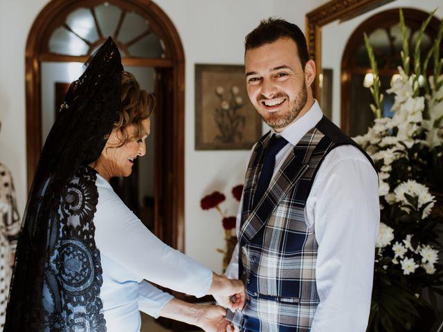 La boda de Cristina y Jesús en Carmona, Sevilla 9