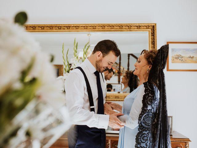La boda de Cristina y Jesús en Carmona, Sevilla 10