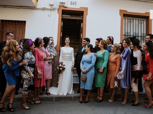 La boda de Cristina y Jesús en Carmona, Sevilla 32