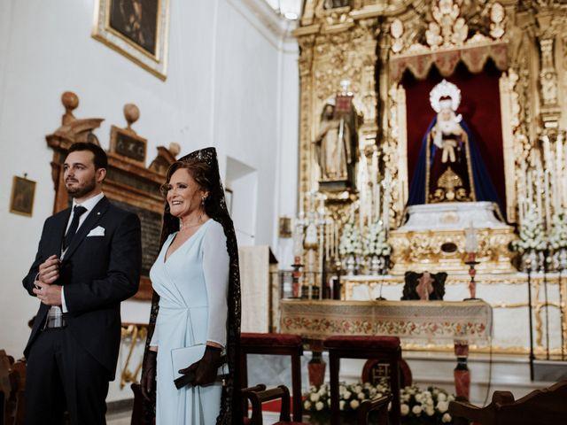 La boda de Cristina y Jesús en Carmona, Sevilla 34