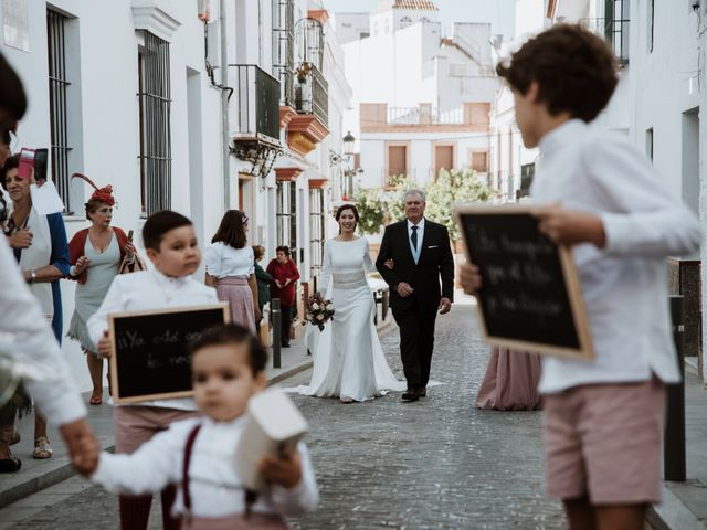 La boda de Cristina y Jesús en Carmona, Sevilla 37