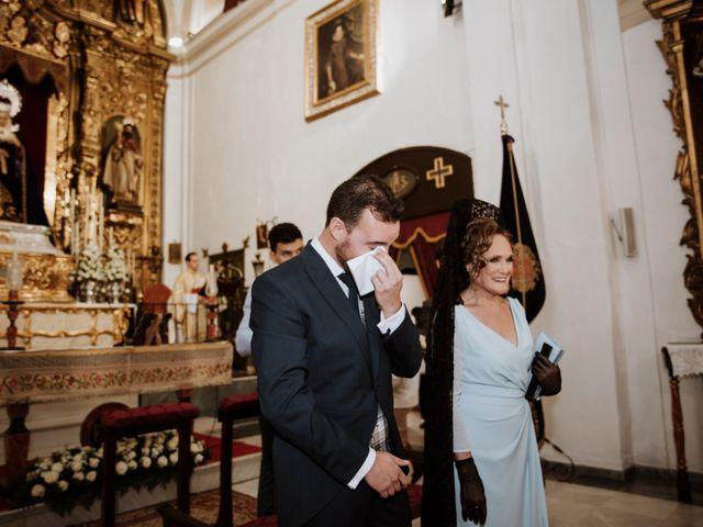 La boda de Cristina y Jesús en Carmona, Sevilla 39