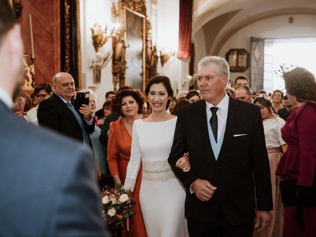 La boda de Cristina y Jesús en Carmona, Sevilla 40